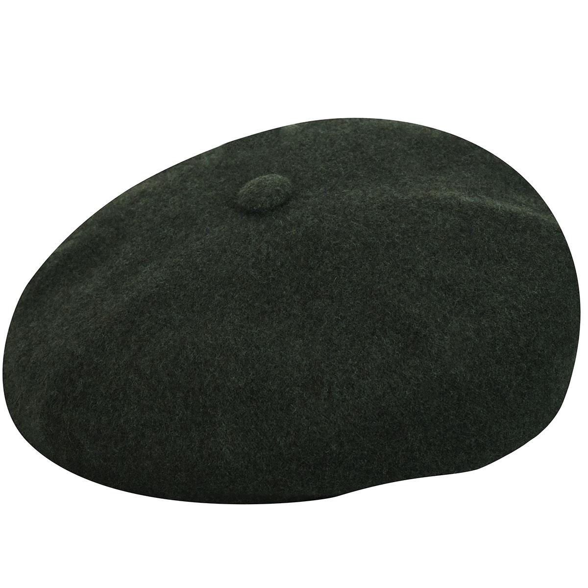 1960s – 70s Style Men's Hats Wool Hawker $60.00 AT vintagedancer.com