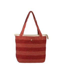 Lenora Stripe Small Tote Bag