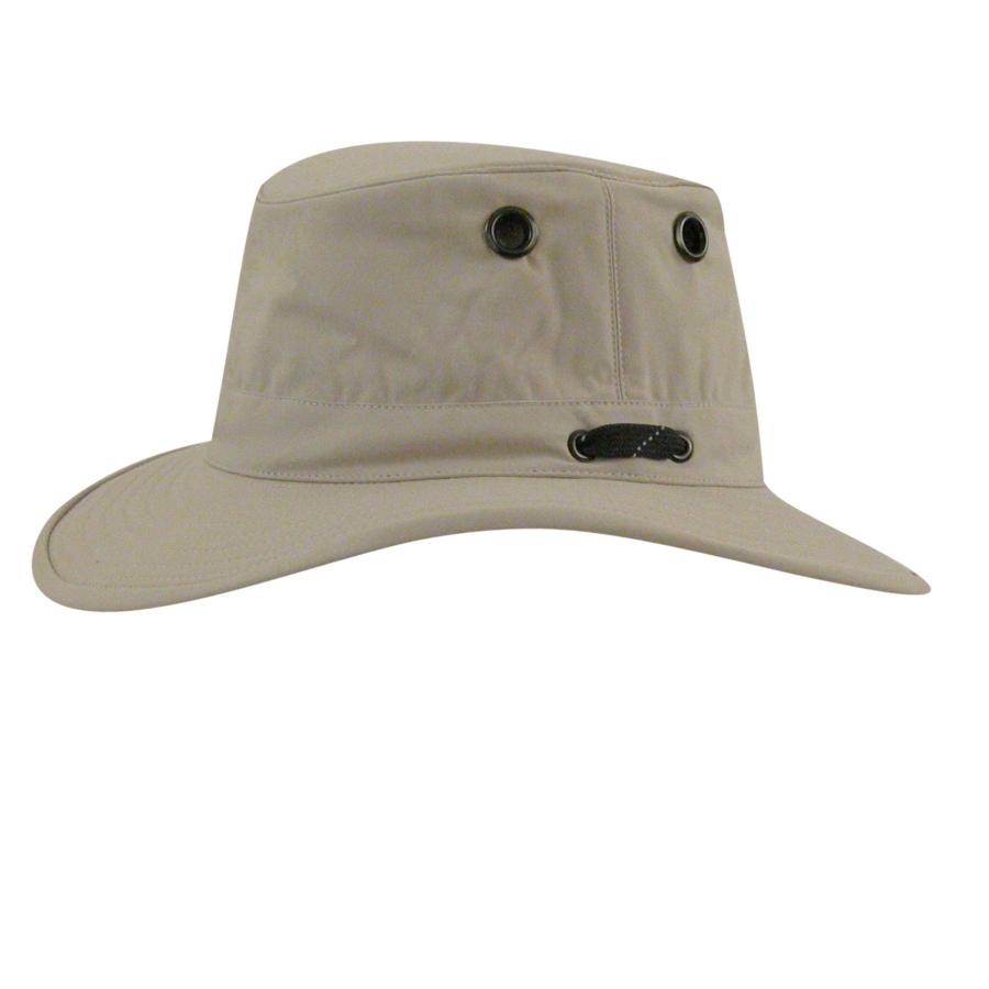 Tilley Lighterweight Medium Brim Sun Hat in Stone,Taupe