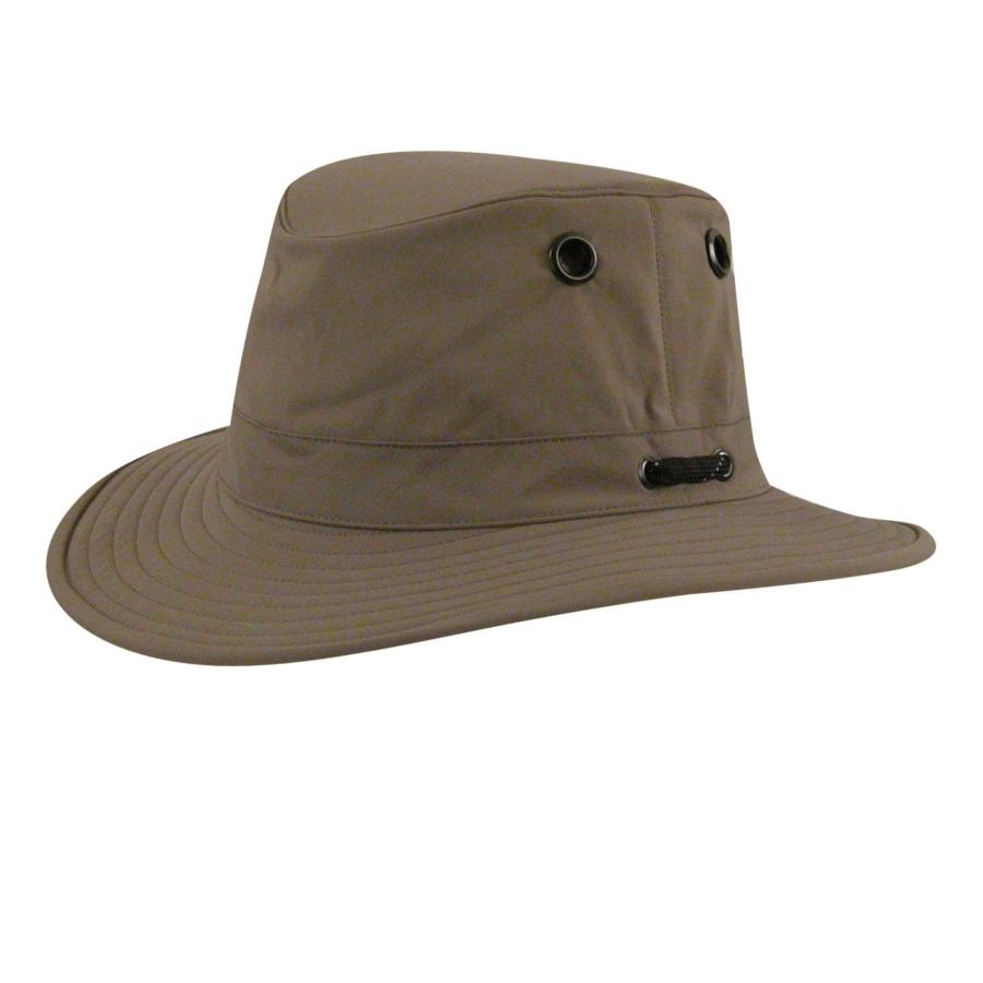Tilley Lighterweight Medium Brim Sun Hat in Taupe