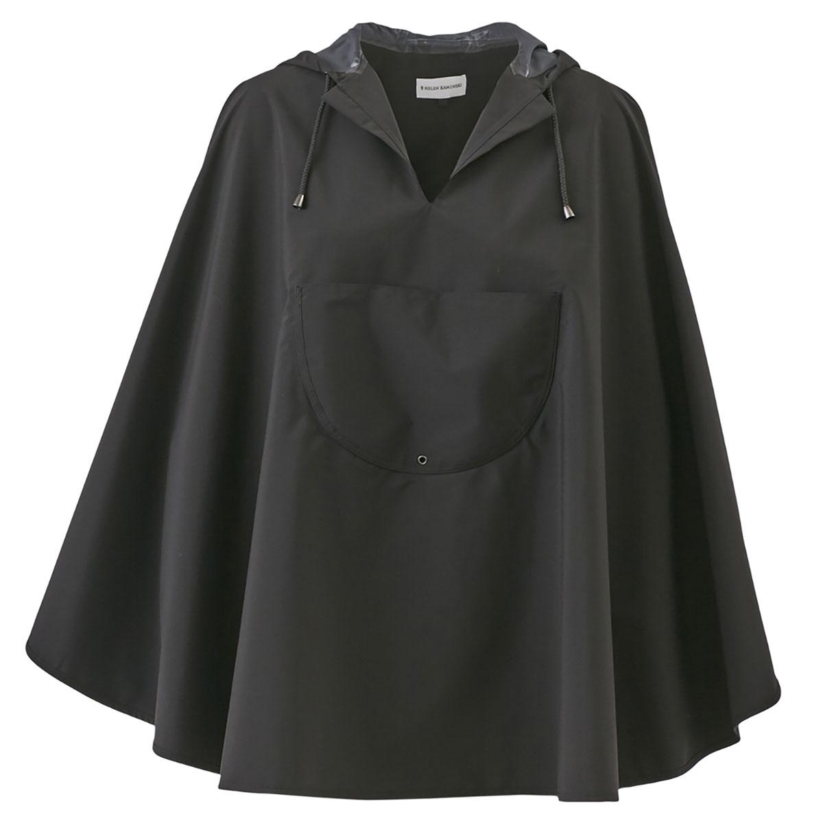 Helen Kaminski Olive Poncho in Black