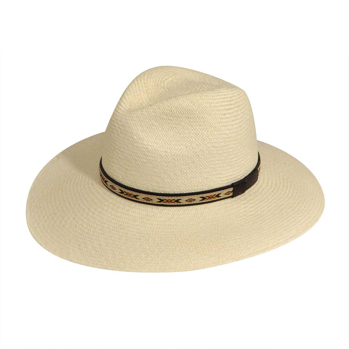 1960s – 70s Style Men's Hats Southwest Sunblocker Fedora $148.00 AT vintagedancer.com