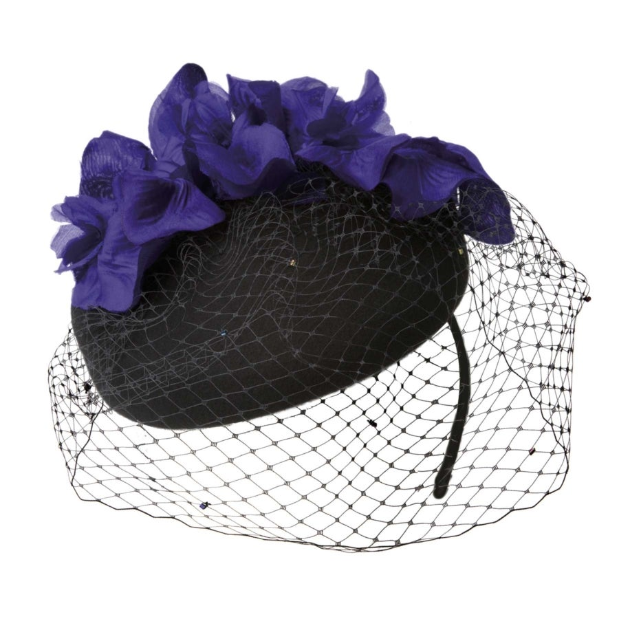Vintage Inspired 1940s Hats for Ladies