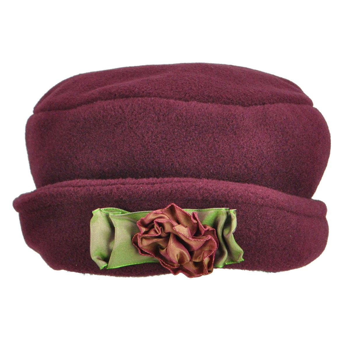 Edwardian Style Hats, Titanic Hats, Derby Hats Vail Cloche $43.00 AT vintagedancer.com