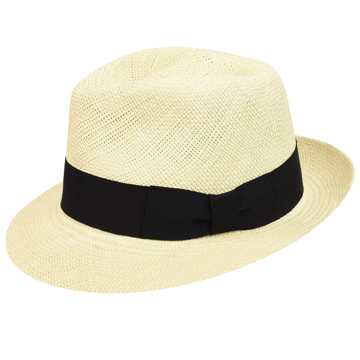 1950s Mens Hats | 50s Vintage Men's Hats Havana Panama Fedora $75.00 AT vintagedancer.com