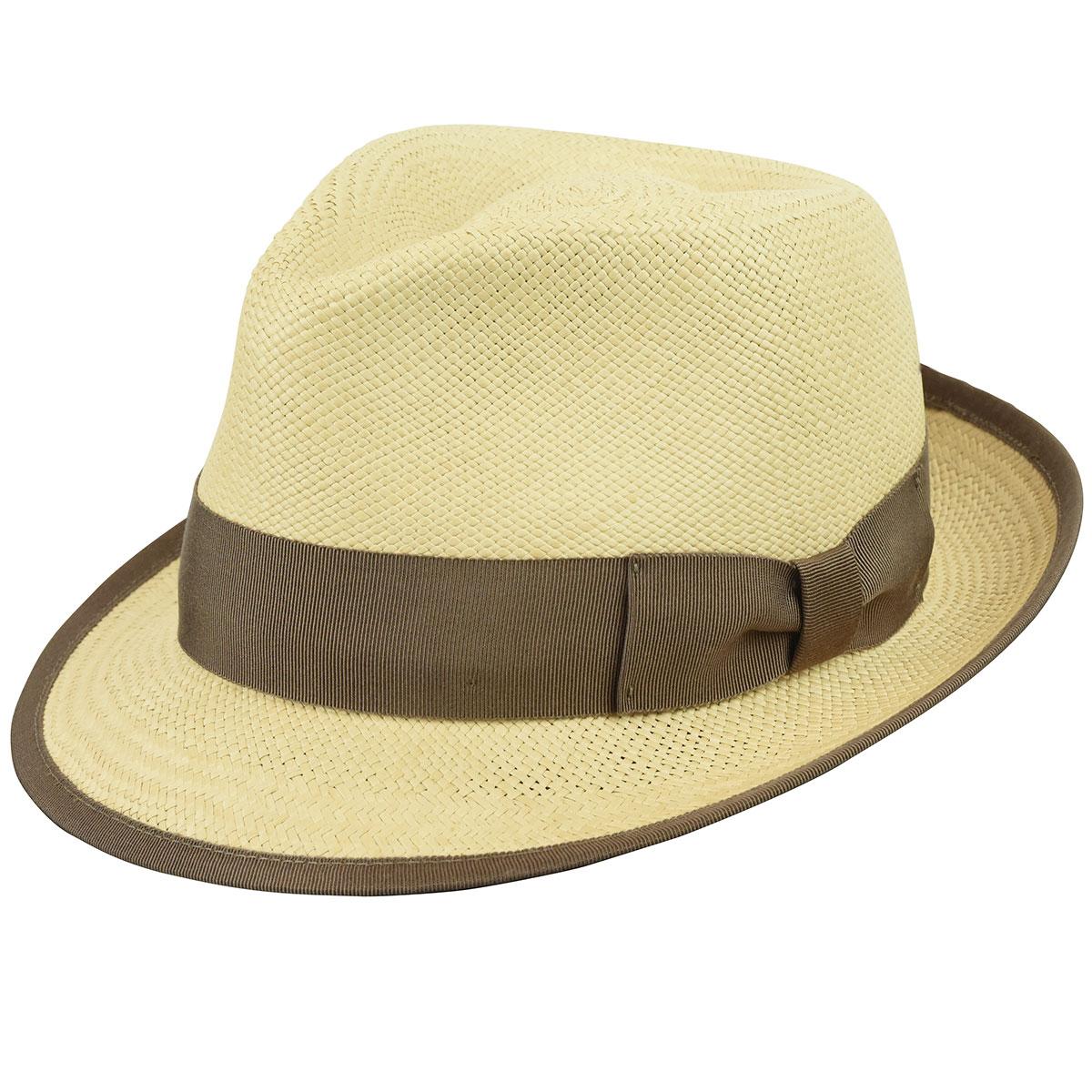 1950s Mens Hats | 50s Vintage Men's Hats Riviera Panama $78.00 AT vintagedancer.com
