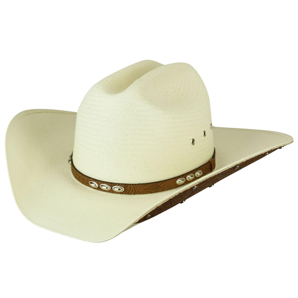 Bailey Western Cutty Western Hat in Natural