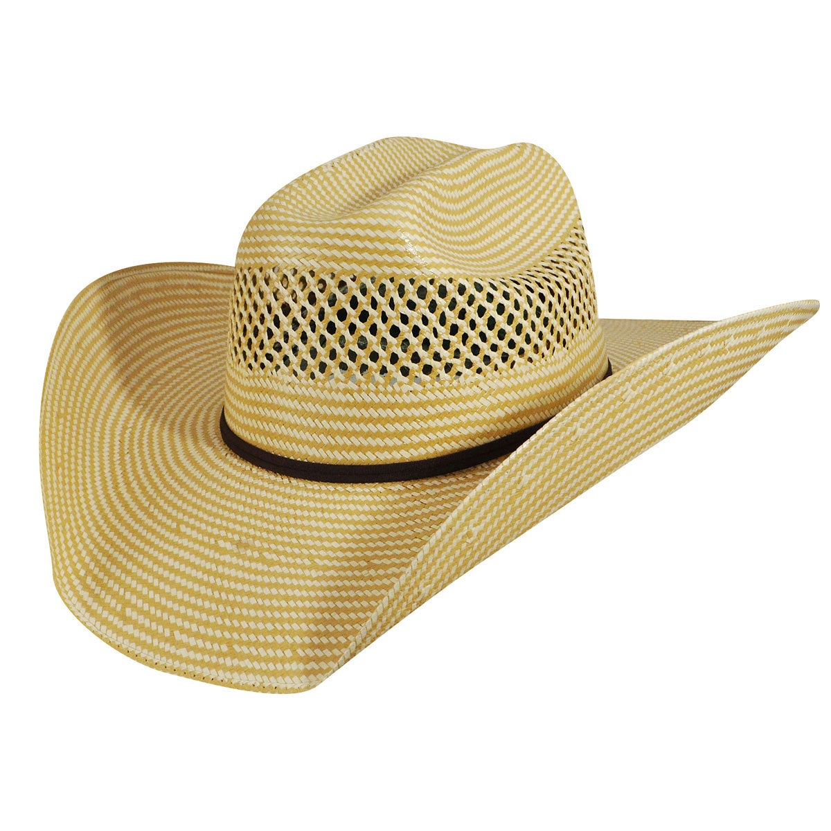 Bailey Western Cassius 7X Western Hat in Natural,Tan