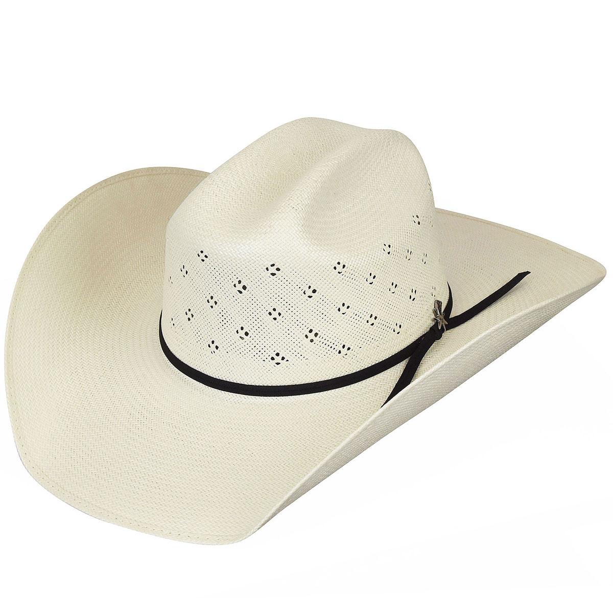 Bailey Western Berserk 20X Western Hat in Natural