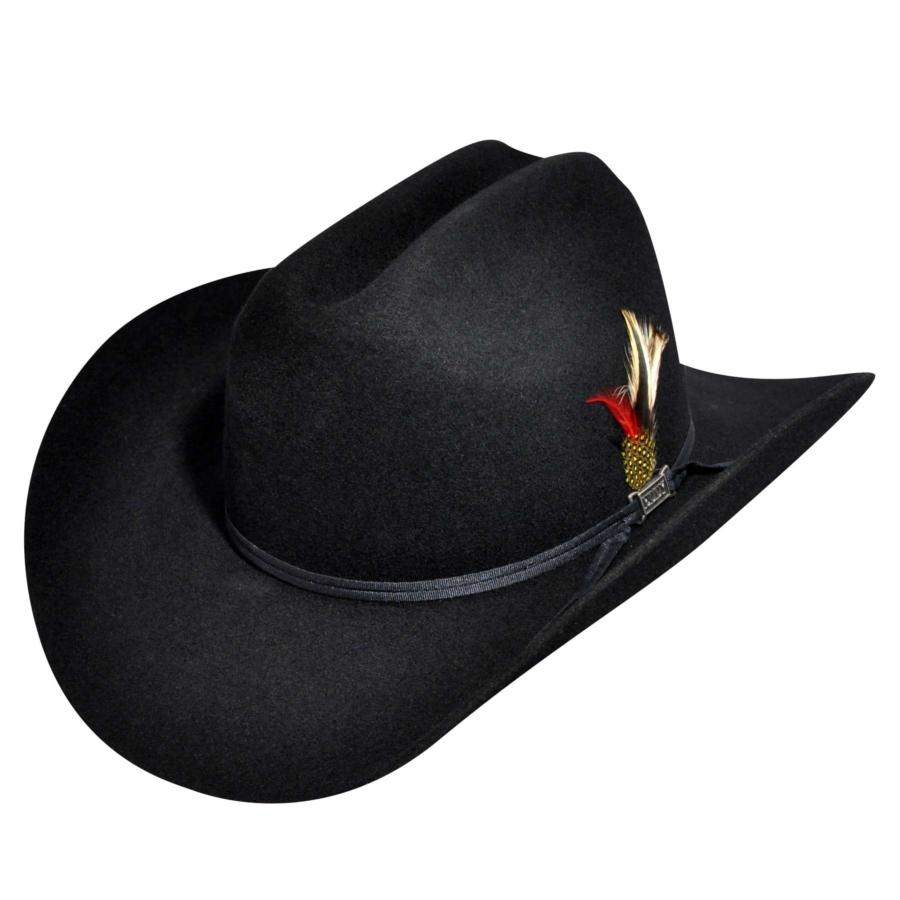 Eddy Bros. Eddy Bros. Scottsdale Western Hat in Black