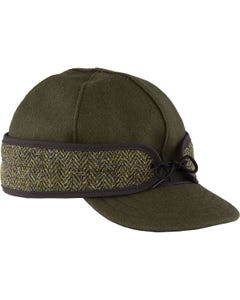 Harris Tweed Original Stormy Kromer Cap