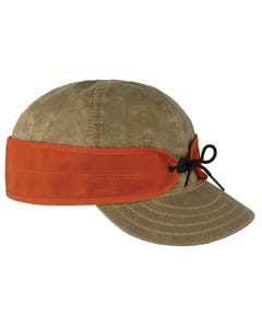 SK Insulated Waxed Cotton Cap