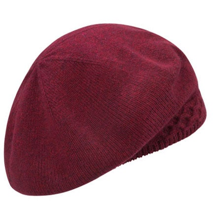 1940s Clothing Thora Beret $165.00 AT vintagedancer.com