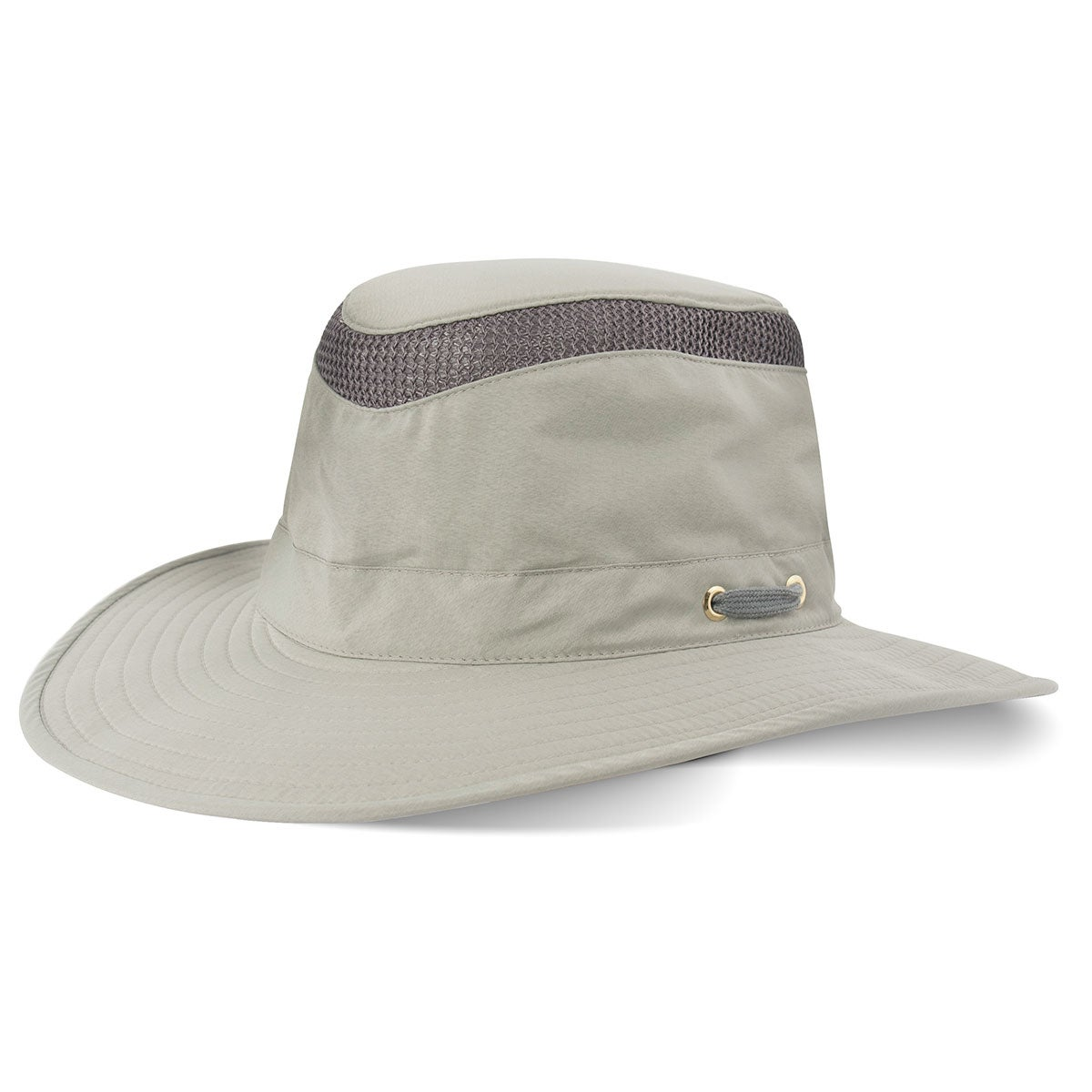 Tilley Airflo Lightweight Broad Brim Outback in Rock Face