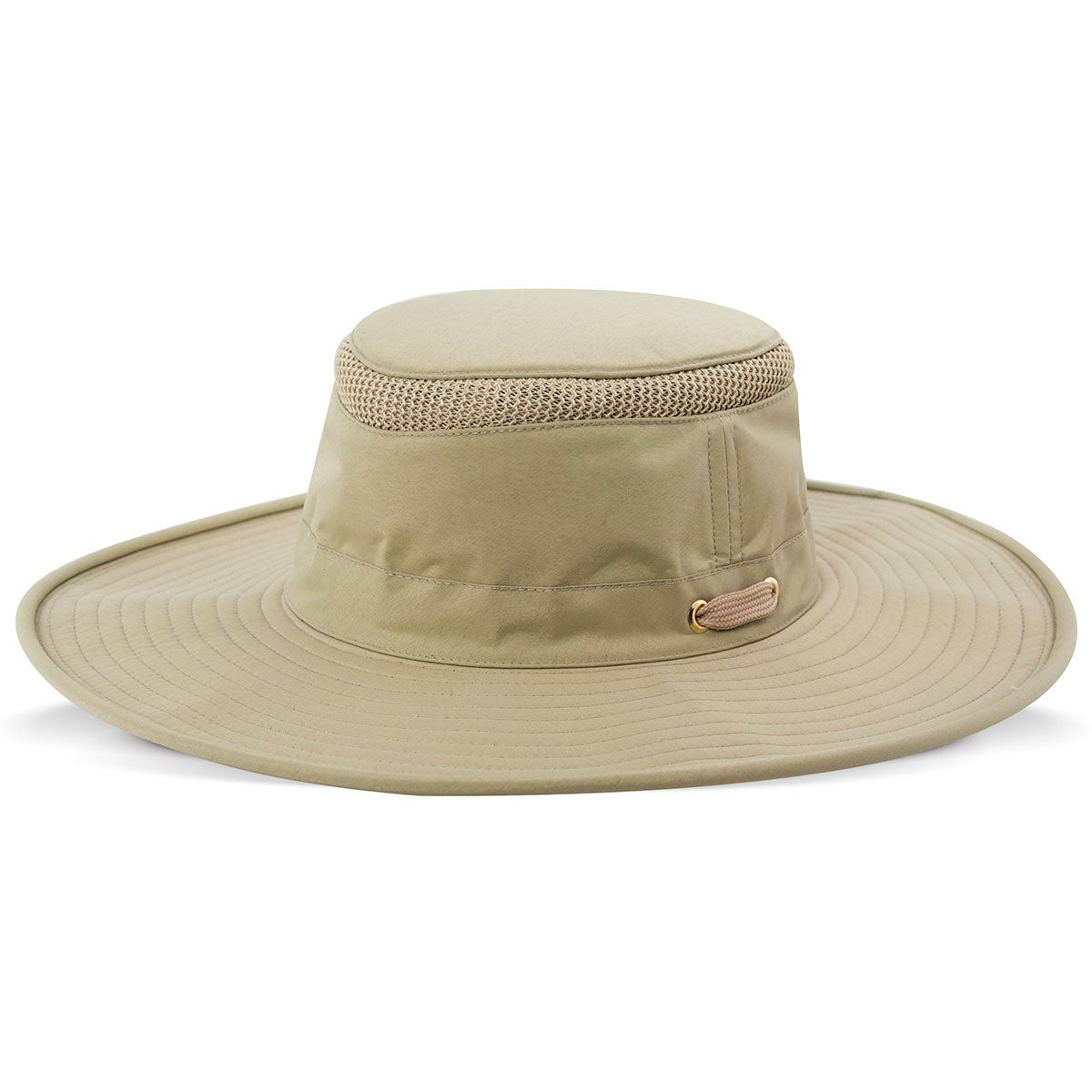 Tilley Airflo Lightweight Vented Wide Brim Outback in Khaki