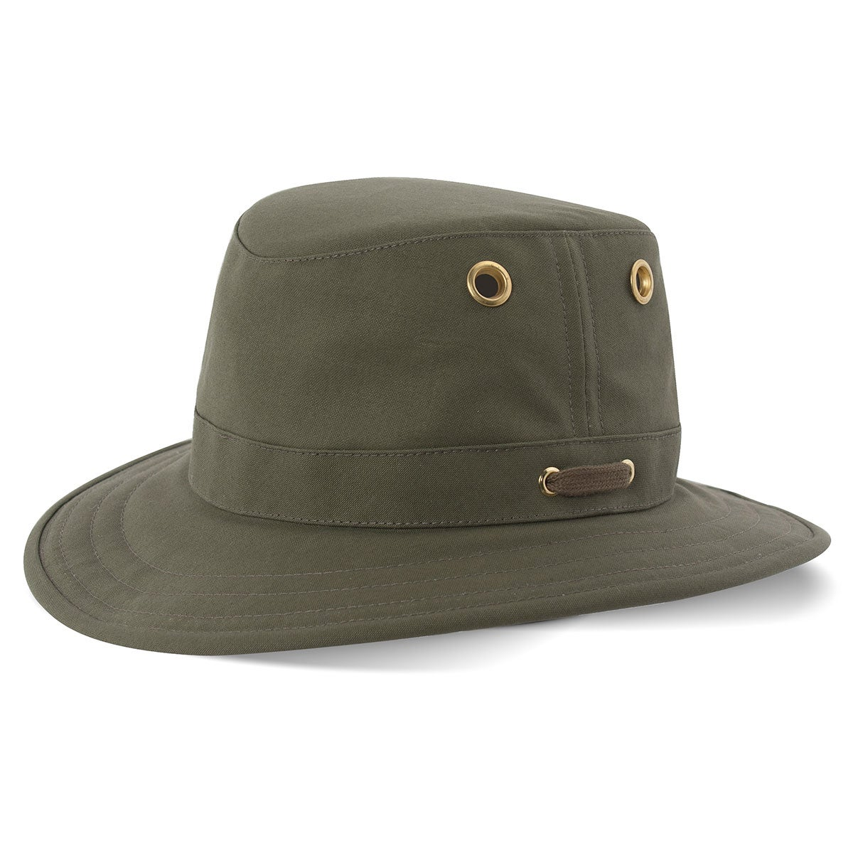 Tilley Cotton Duck Outback in Olive