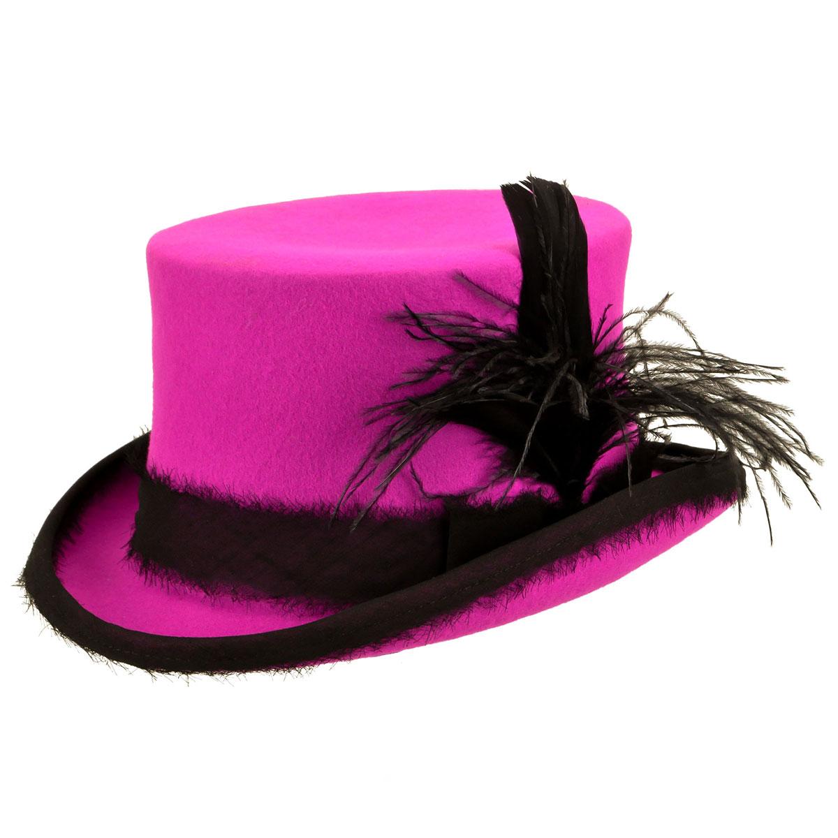 Retro Vintage Style Hats Renegade by Bailey reg Vivienne Top Hat $88.00 AT vintagedancer.com