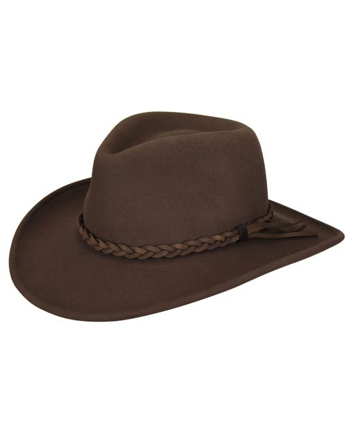 Wind River by Bailey® Switchback LiteFelt® Outback Hat
