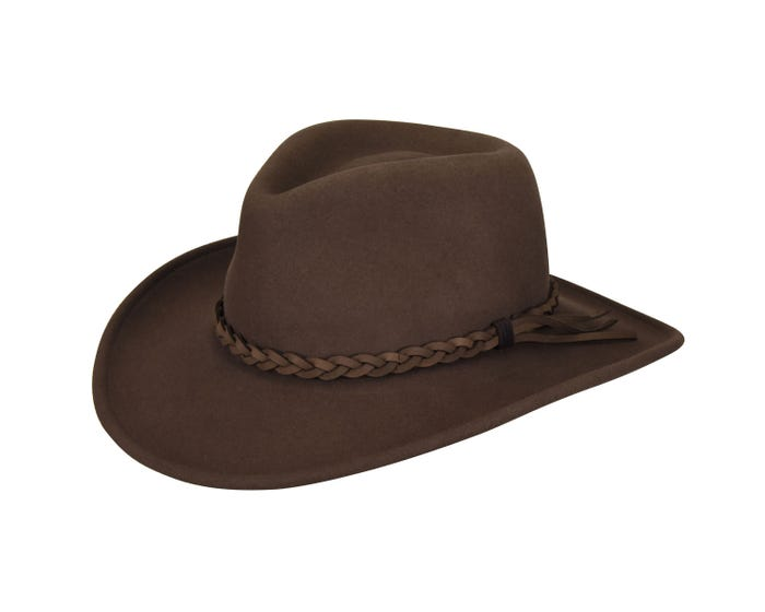 5cc772a32a067 Wind River by Bailey® Switchback LiteFelt® Outback Hat