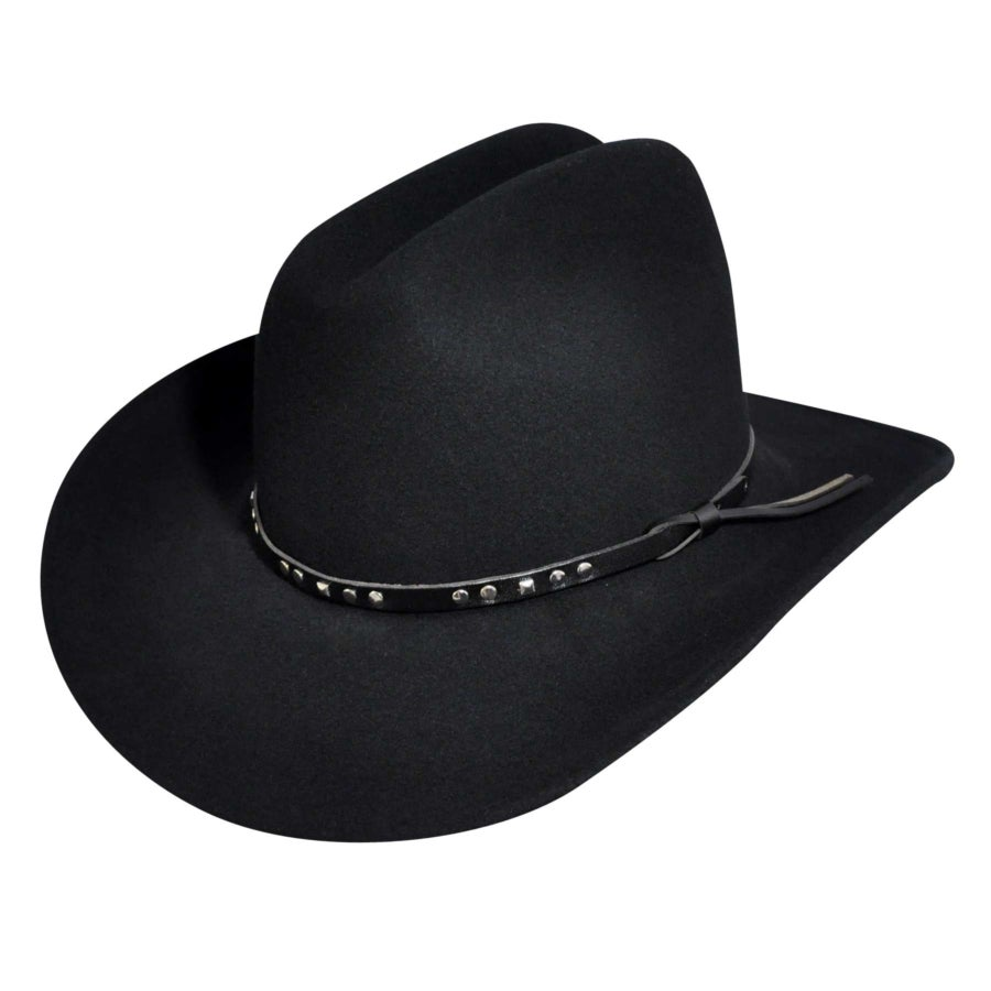 Wind River Wind River Chisolm Western Hat in Black
