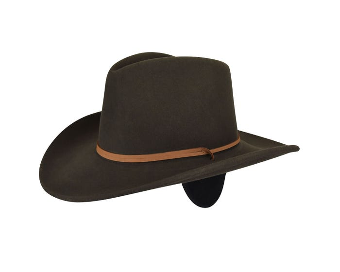 85f974f4a Wind River by Bailey® Joe Eder LiteFelt® Outback Hat