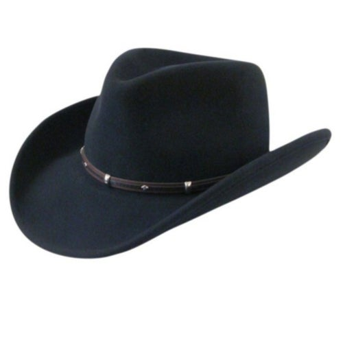 Wind River Wind River by Bailey Rider Outback Hat in Black