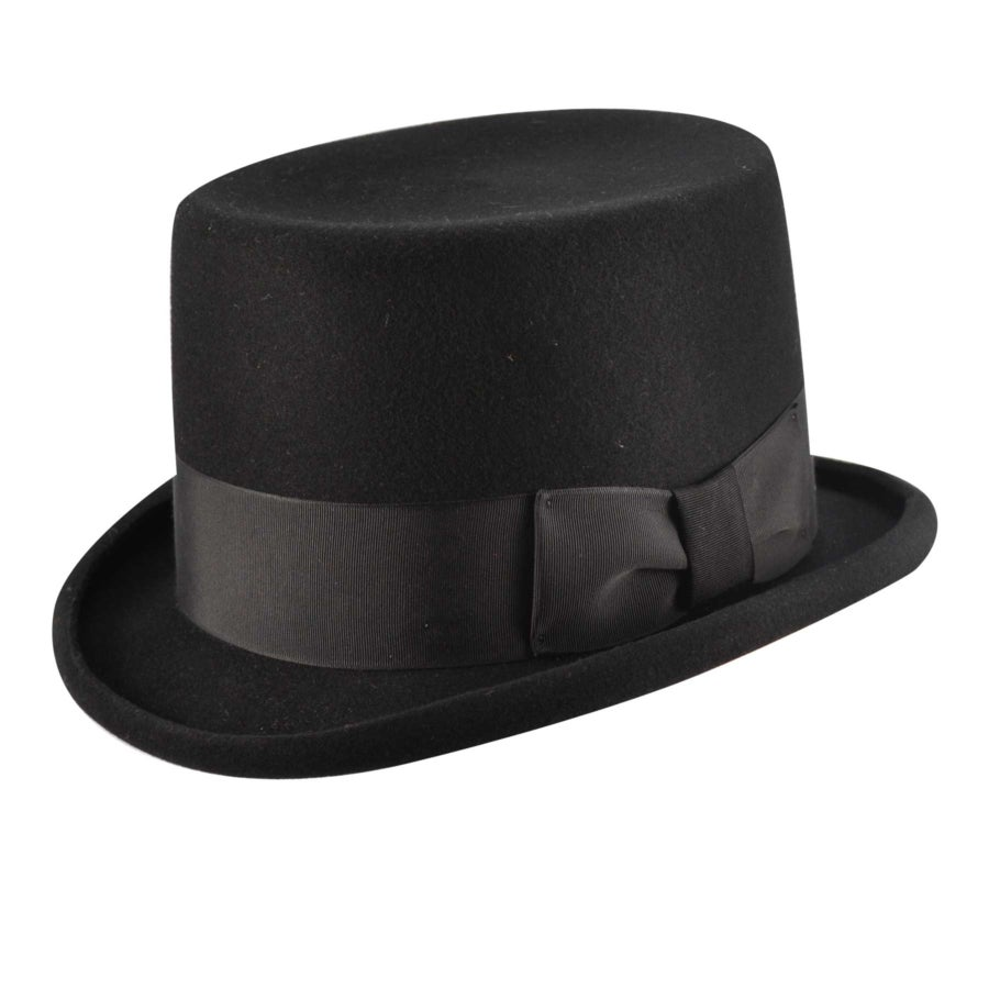 Steampunk Hats | Top Hats | Bowler Big Zwey Top Hat $105.00 AT vintagedancer.com