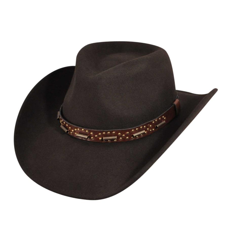 Steampunk Men's Hats Renegade by Bailey reg Arner Hat $62.00 AT vintagedancer.com