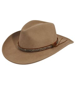 Wind River by Bailey® Nock Western Hat