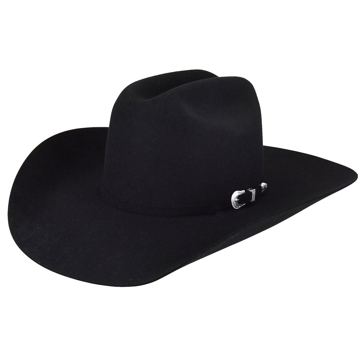 Bailey Western Courtright 7X Western Hat in Black