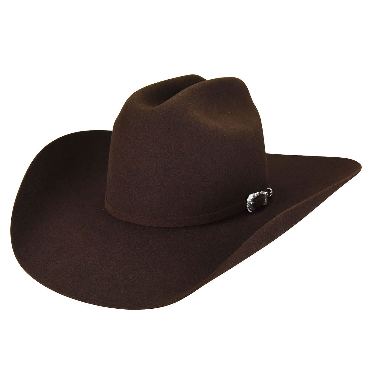 Bailey Western Courtright 7X Western Hat in Brown