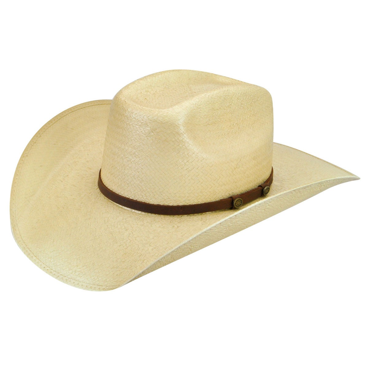 Renegade Renegade by Bailey Fender Western Hat in Toyo Tea Stained