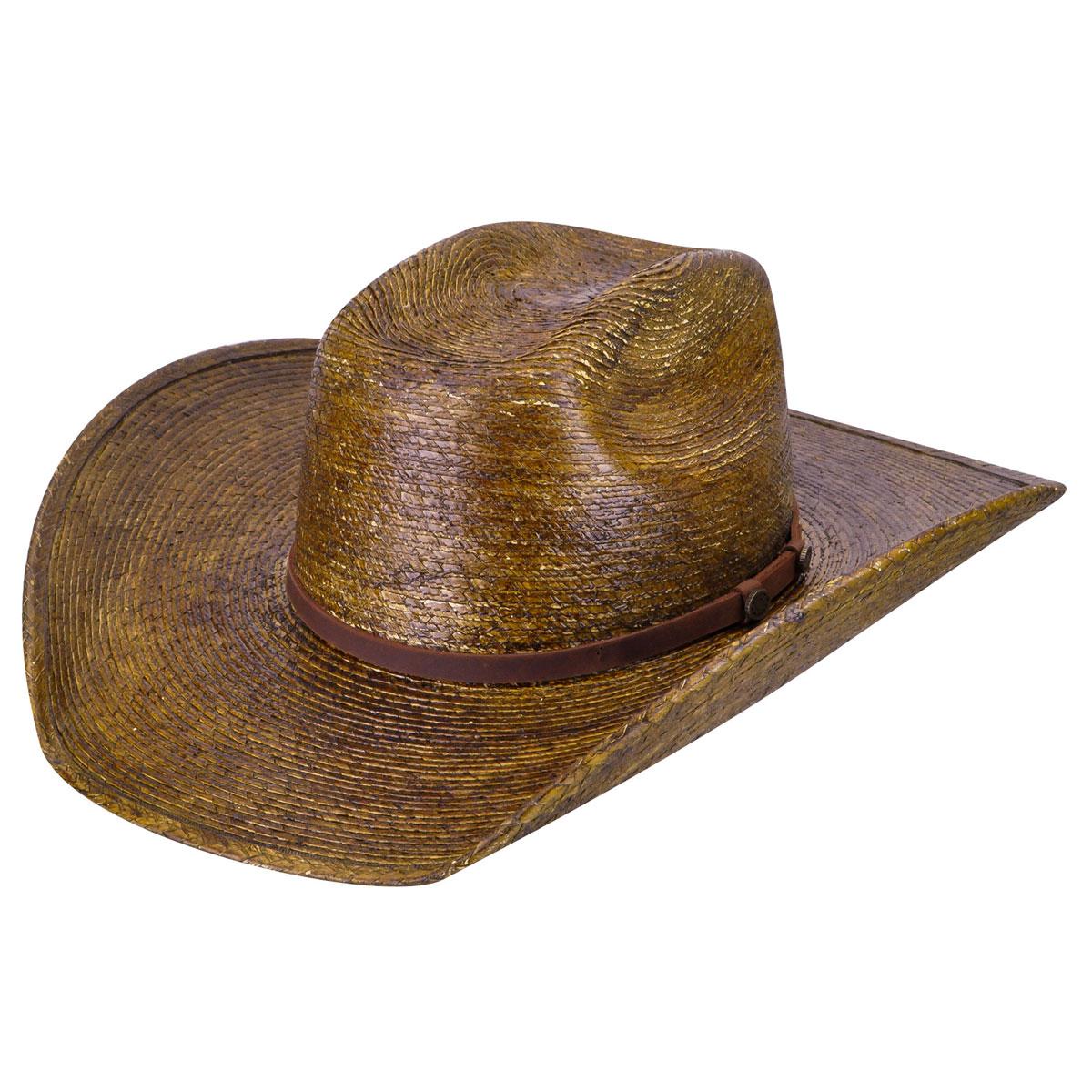 Renegade Renegade by Bailey Fender Western Hat in Wood Distressed