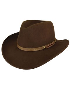Wind River by Bailey® Prospector LiteFelt® Western Hat