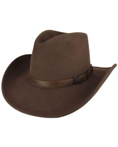 Wind River by Bailey® Crockett LiteFelt® Western Hat