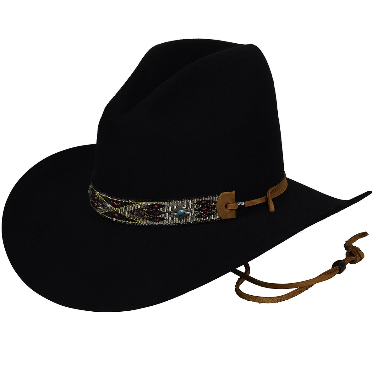 Renegade Renegade by Bailey Hickstead Western Hat in Black