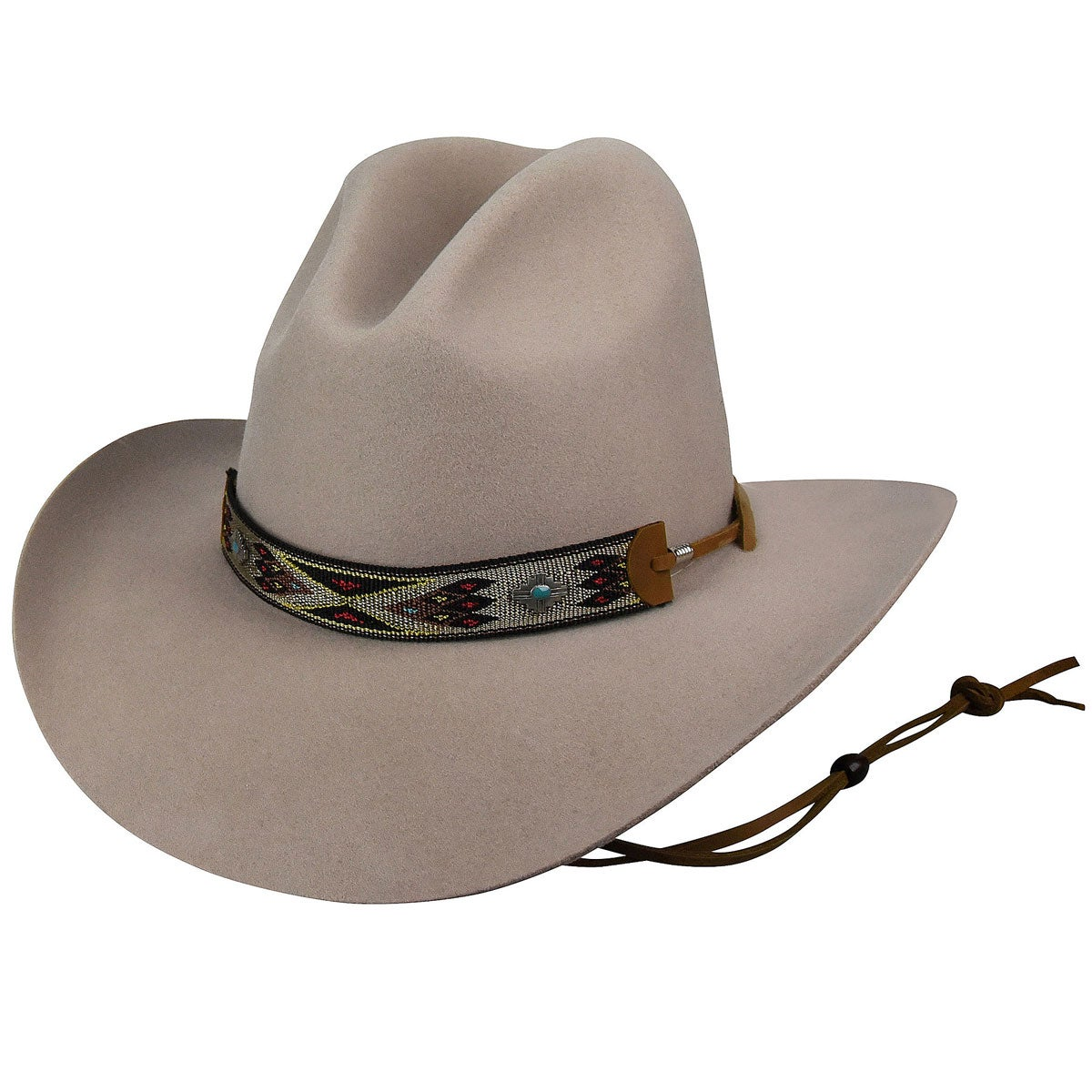 Renegade Renegade by Bailey Hickstead Western Hat in Mist