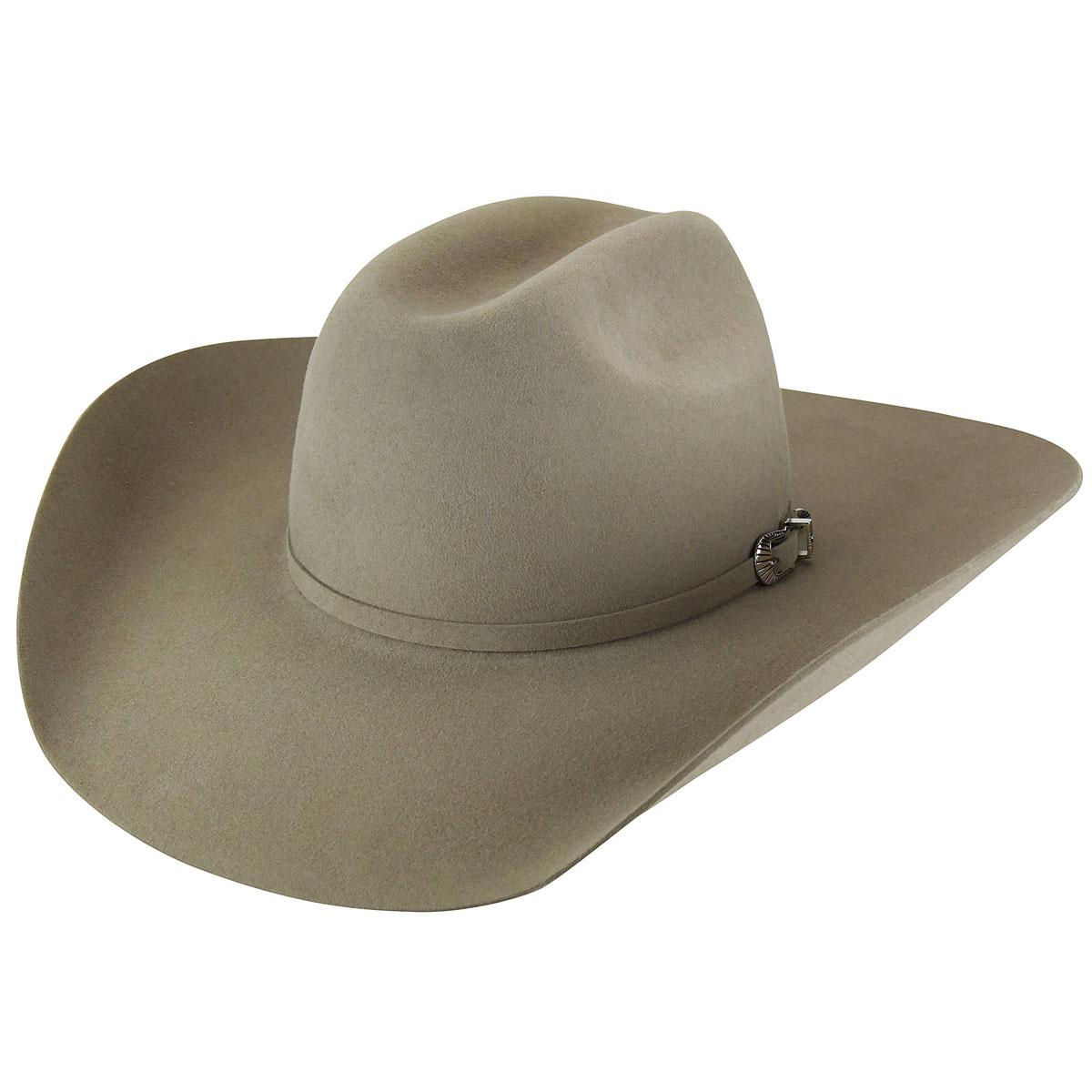 Seven 7X Fur Western Hat - Stone/7 1/2