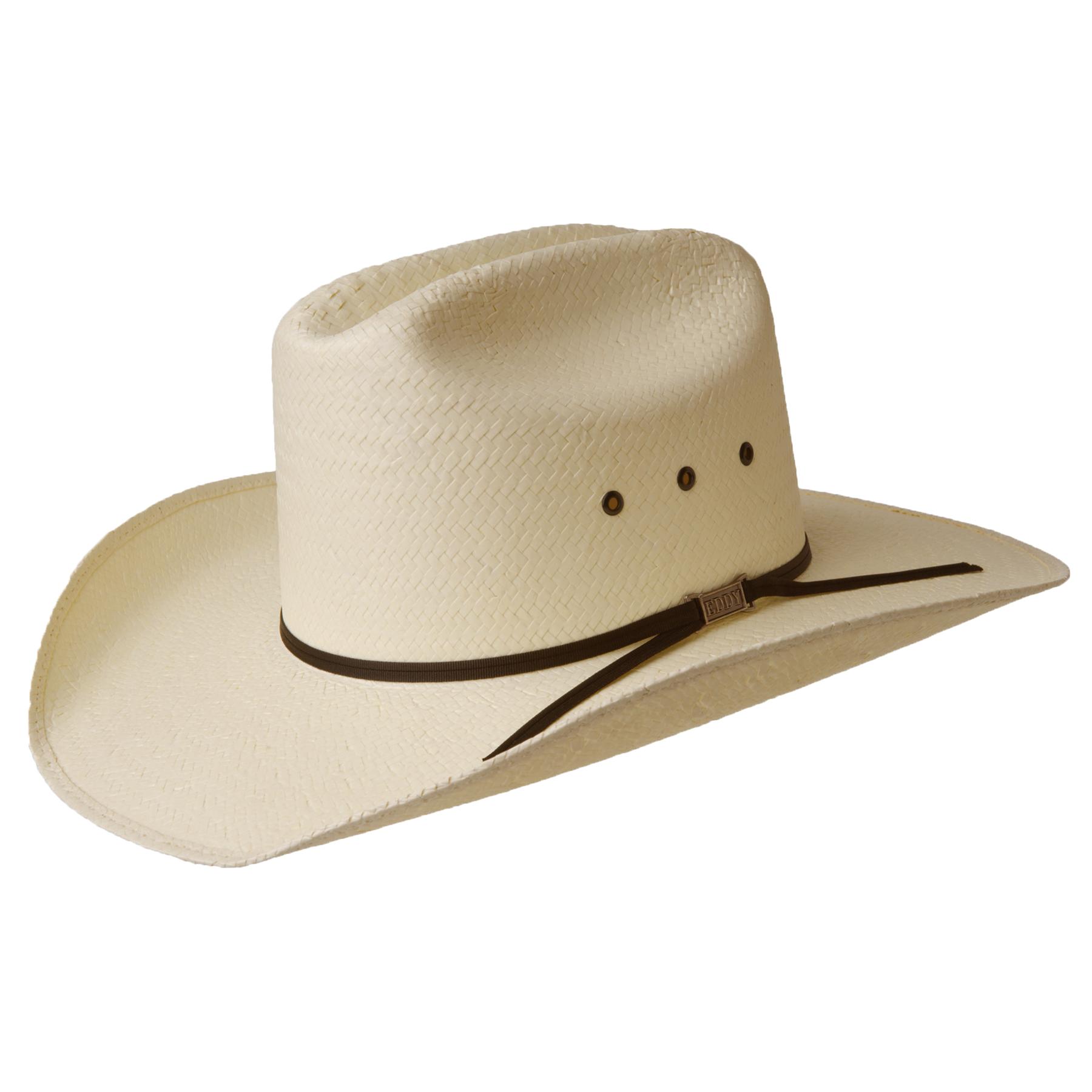 Eddy Bros. Alamo Jr. Hat in Ivory