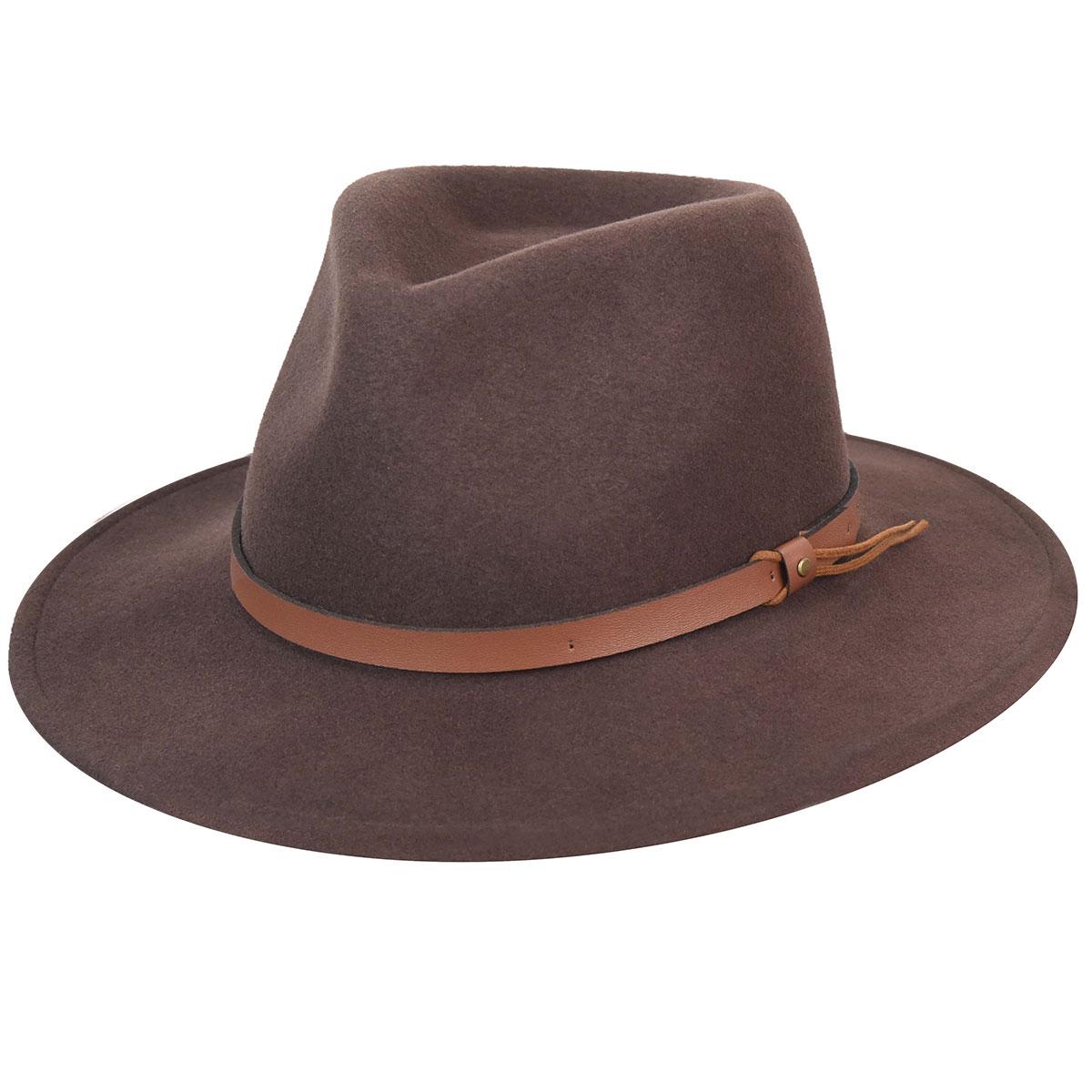 Pantropic Dakota LiteFelt Outback in Brown