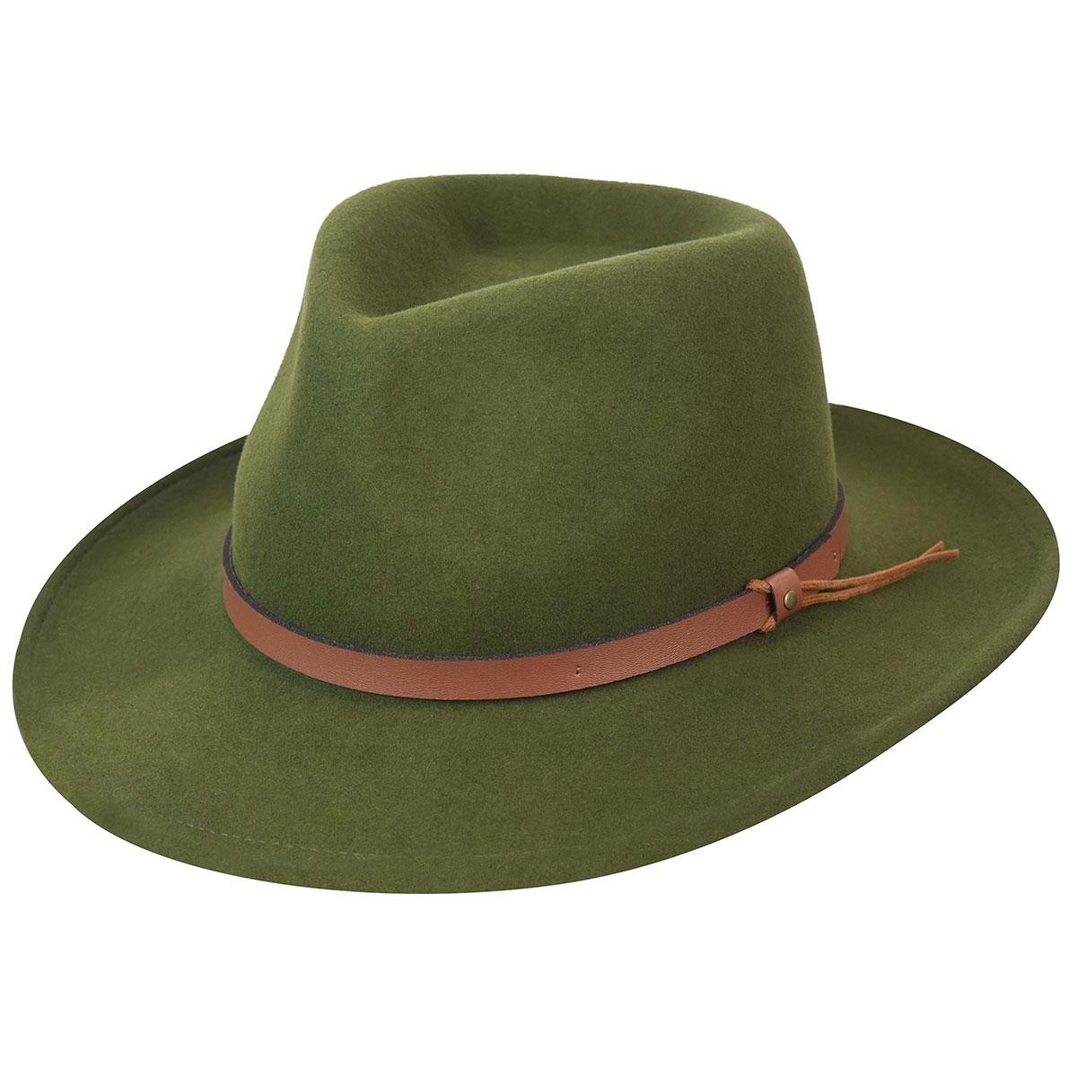 Pantropic Dakota LiteFelt Outback in Olive