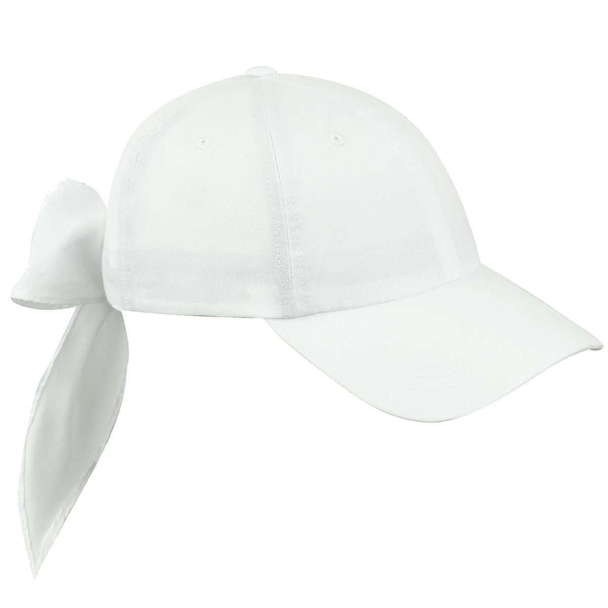Betmar Astrid Baseball Cap in White