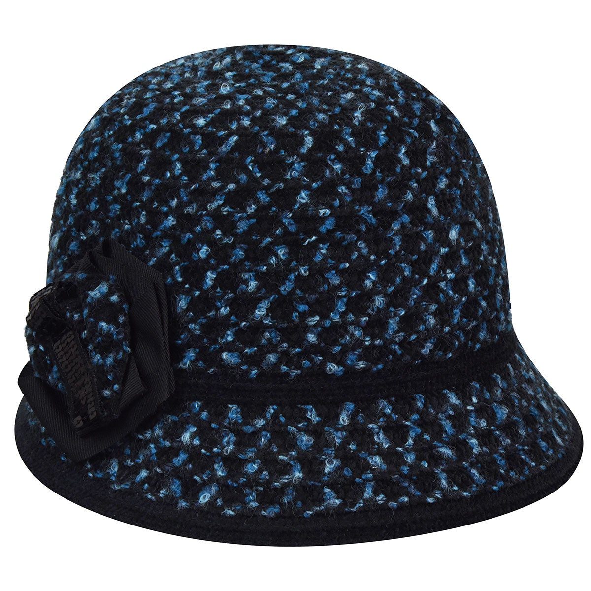Betmar Willow Cloche in Teal