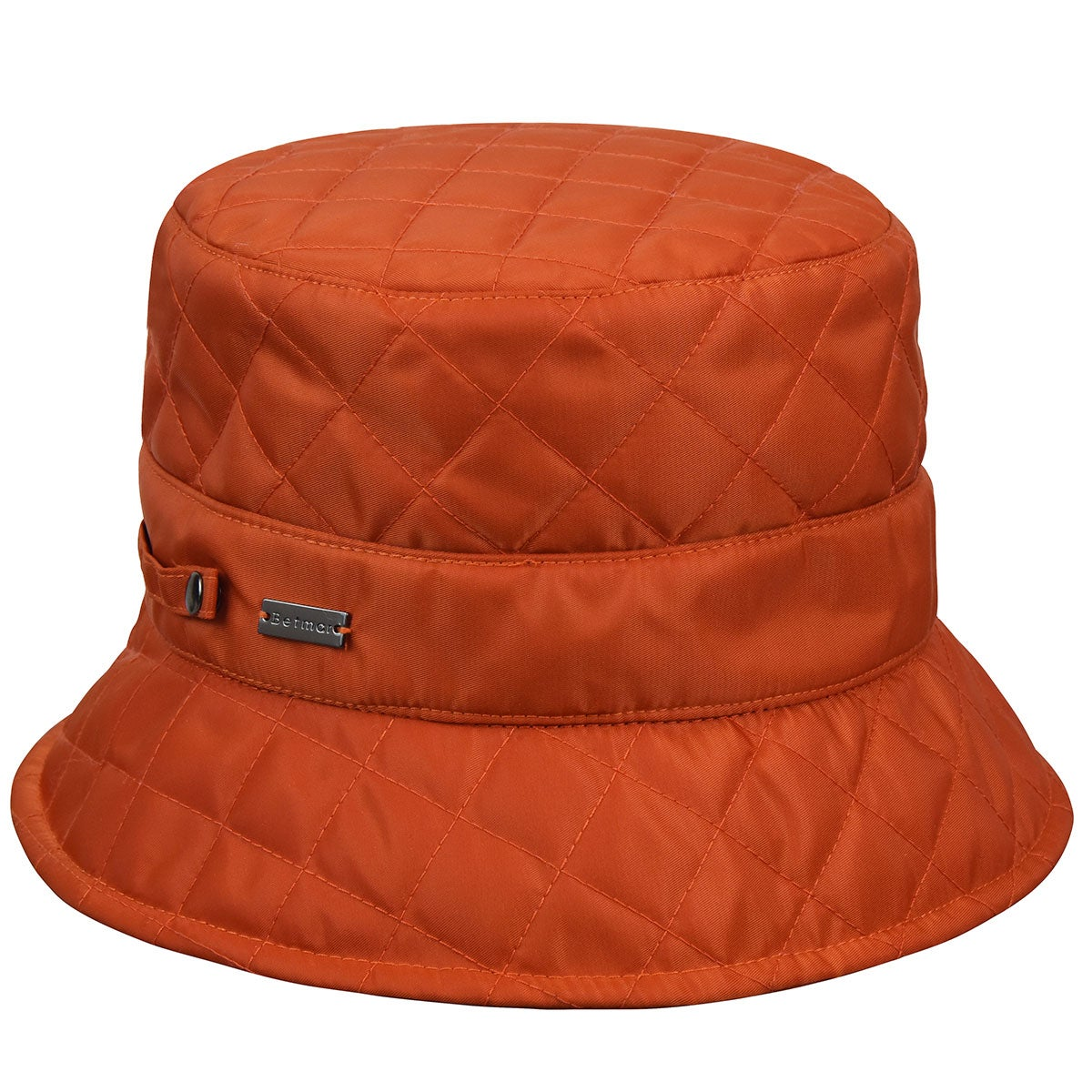 Betmar Quilted Rain Bucket in Sunset