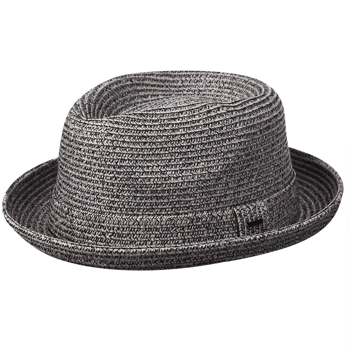 Bailey of Hollywood Billy Braided Trilby in Gravel