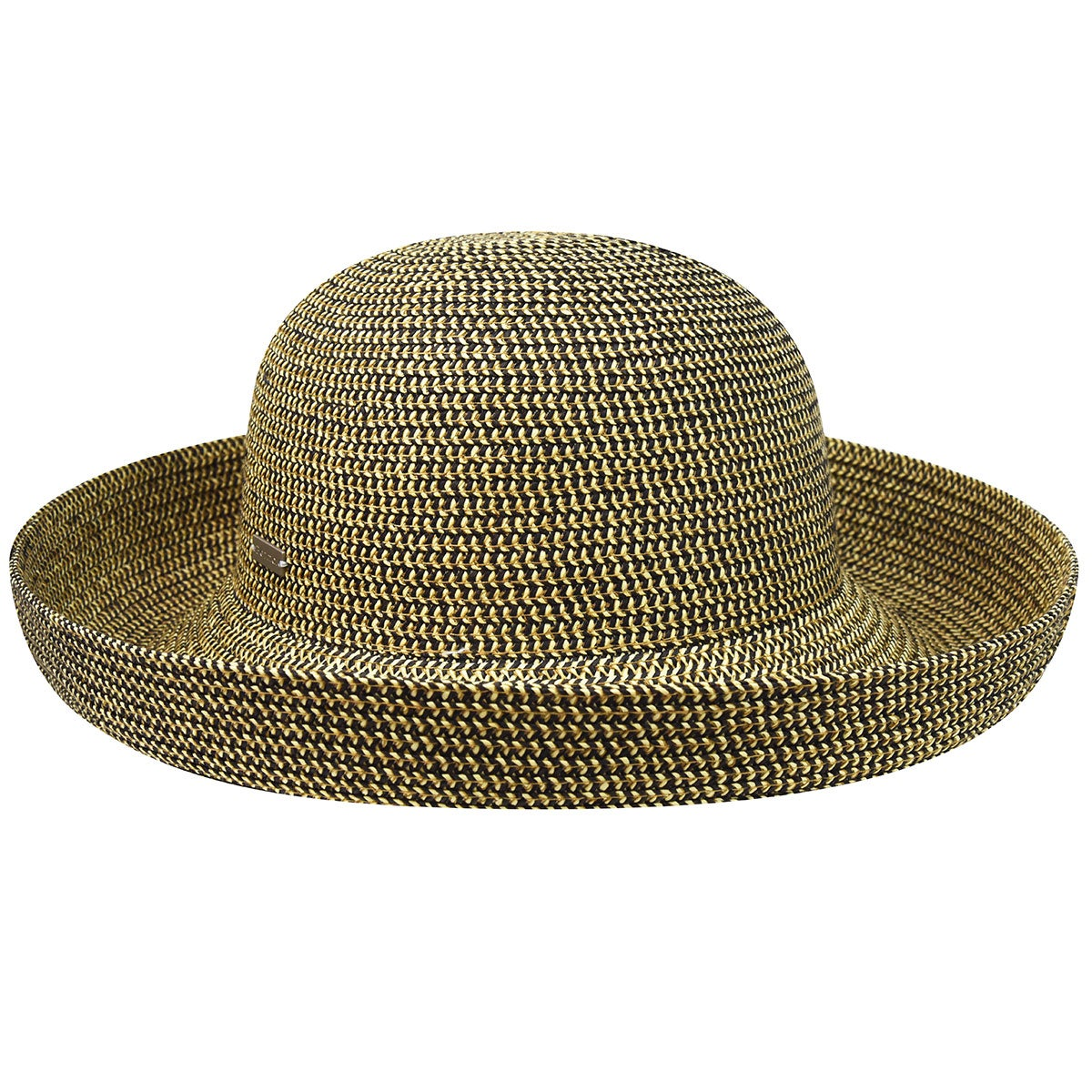 Betmar Classic Roll Up Hat in Rattlesnake