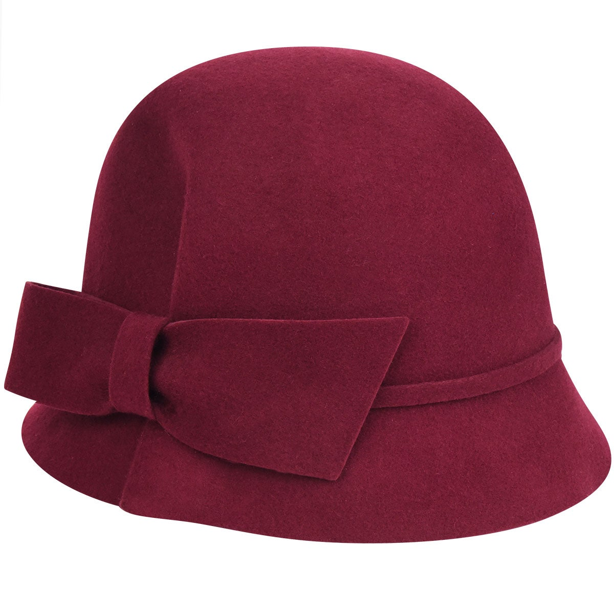 1930s Style Hats | Buy 30s Ladies Hats Dixie Cloche $60.00 AT vintagedancer.com