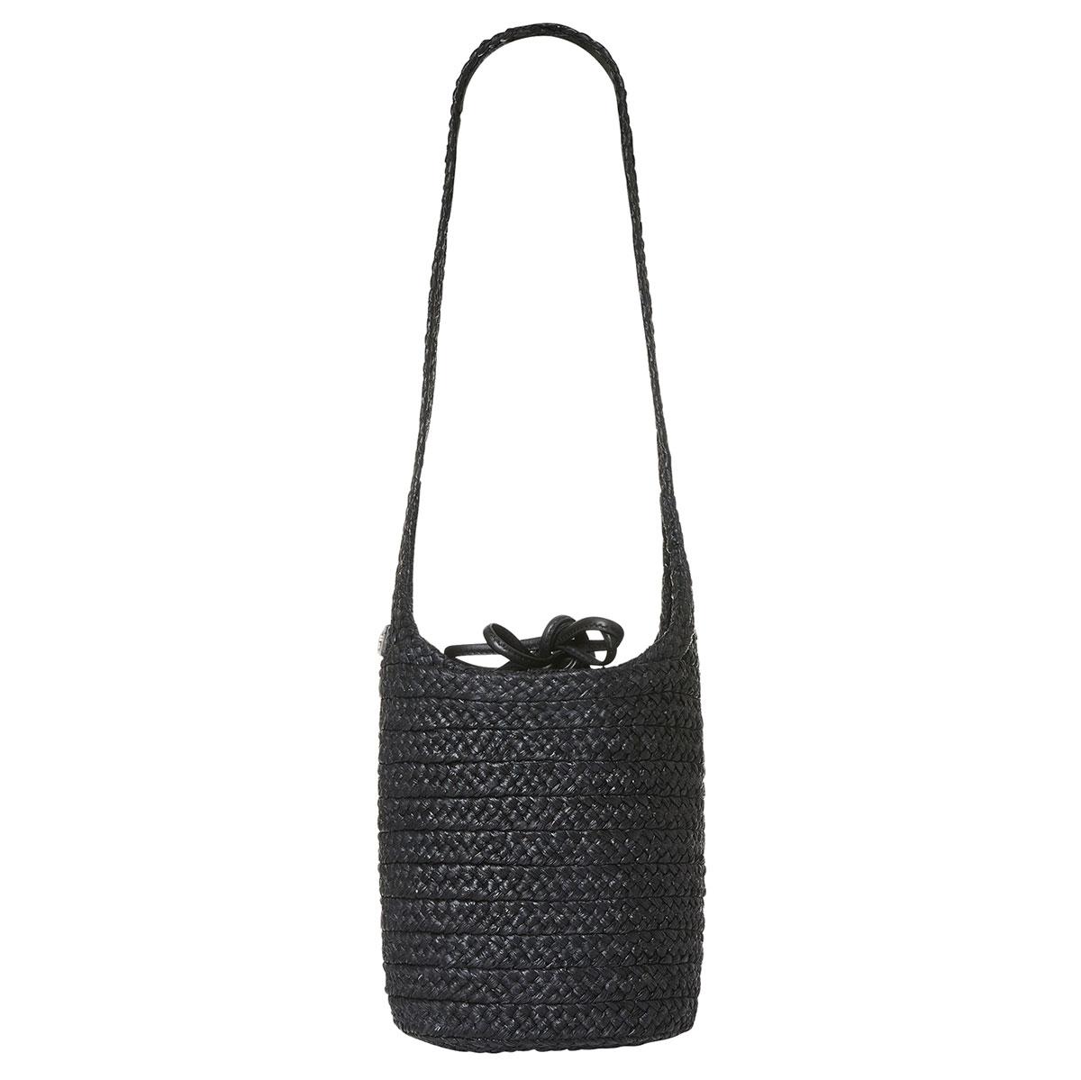 Helen Kaminski Camarillo Small Bridle Sac in Charcoal,Black