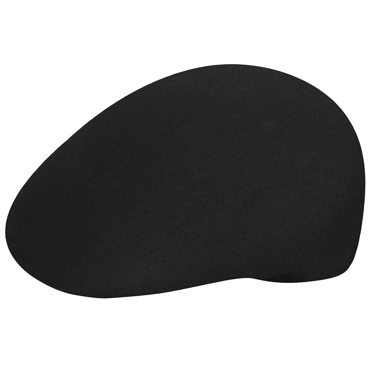 Country Gentleman Cuffley Cap in Black