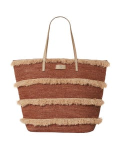 Davoletta Medium Fringe Basket